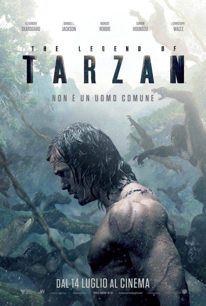 The Legend of Tarzan - David Yates