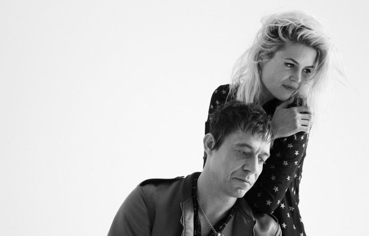 Jamie Hince e Alison Mossheart, in arte The Kills. Crediti: Kenneth Cappello