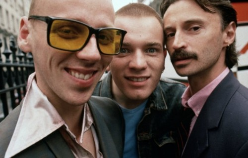 Una foto da Trainspotting, 1996