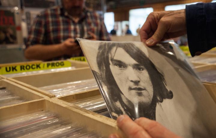 Durante la trasmissione, uno speciale sugli album indie più importanti della storia. Foto: Alberta Cuccia