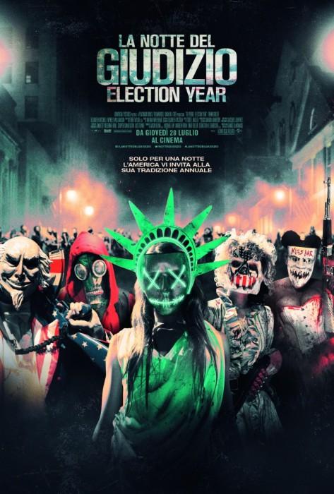 La notte del giudizio: Election Year - James DeMonaco