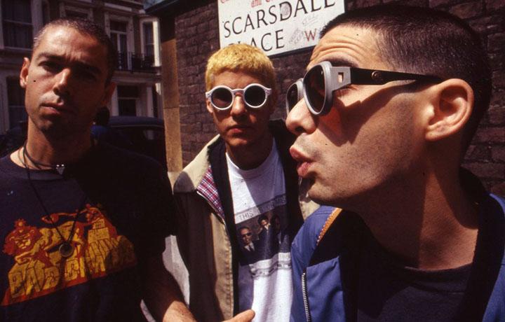 La vita selvaggia dei Beastie Boys