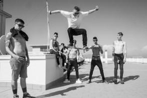 Dark Polo Gang, Guido Gazzilli, Il punto sul Rap, la calda estate del rap, foto, gallery