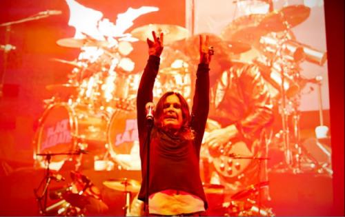 I Black Sabbath a Bologna - Foto di Giuseppe Craca