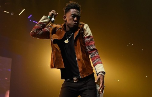 Desiigner - Foto di Kevin Mazur/Getty Images for Live Nation