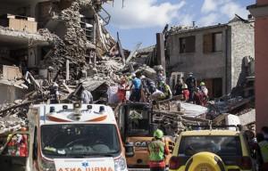 Un terremoto di magnitudo 6.2 ha colpito Lazio, Umbria e Marche – aggiornamenti