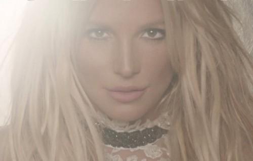"""Un dettaglio della copertina di """"Glory"""", il nuovo album di Britney Spears presentato il 3 agosto su Instagram"""