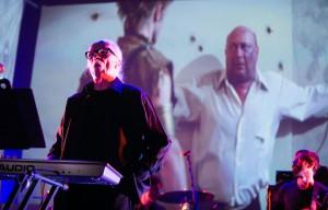 John Carpenter al TOdays Festival, foto di Daniele Baldi