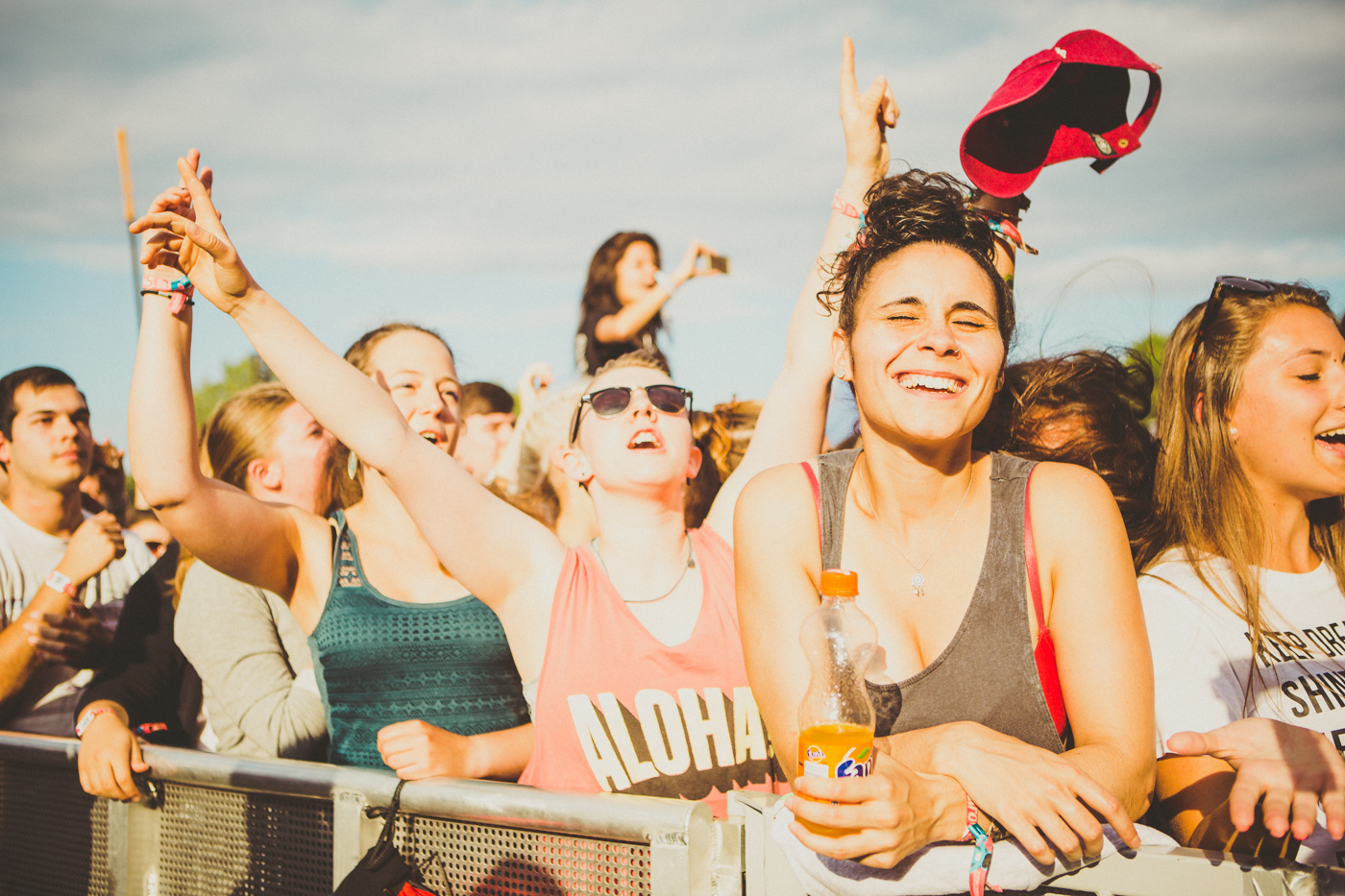 Sziget 2016, Budapest, Danubio, festival, live, concerti, peace&love, foto, gallery, Kimberley Ross, !!!, Sigur Ros, Norma Jean Martine, Unkle, Manu Chao, Muse, The Chemical Brothers,