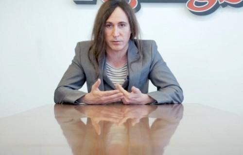 Manuel Agnelli - videointervista
