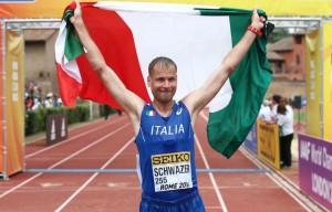 Alex Schwazer ha vinto la medaglia d'oro ai Giochi di Pechino 2008