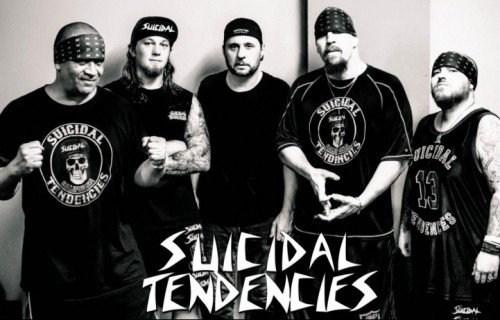 Suicidal Tendencies - Foto Stampa