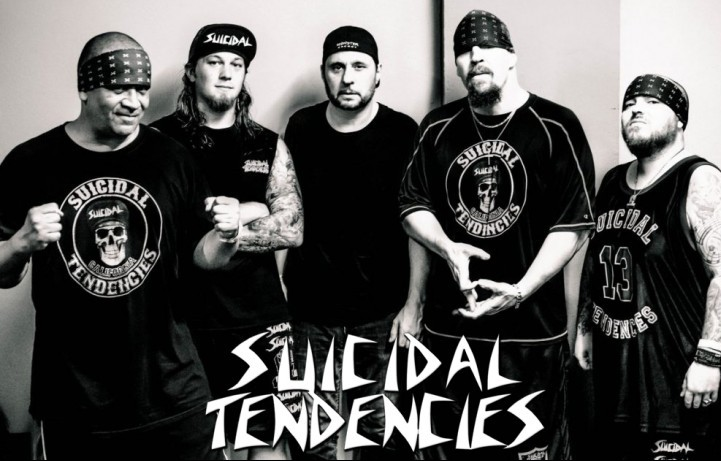 Suicidal Tendencies - Foto Stampa