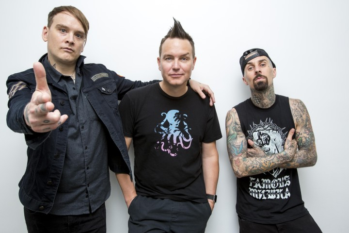 Blink 182, foto di Willie Toledo