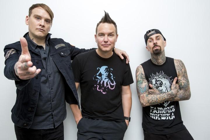 Linkin Park e Blink-182 all'I-Days 2017