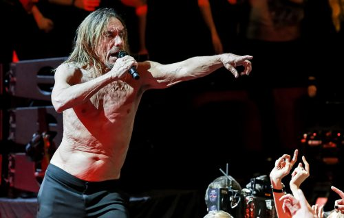 Iggy Pop live alla Royal Albert Hall | Foto di Christie Goodwin/Redferns