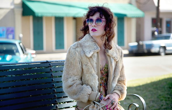 "Jared Leto in una scena di ""Dallas Buyers Club"""