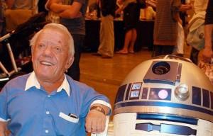 """È morto Kenny Baker, l'attore che interpretò R2-D2 in """"Star Wars"""""""