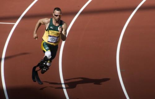 Oscar Pistorius è stato condannato il 6 luglio a sei anni di carcere. Foto: Jim Thurston
