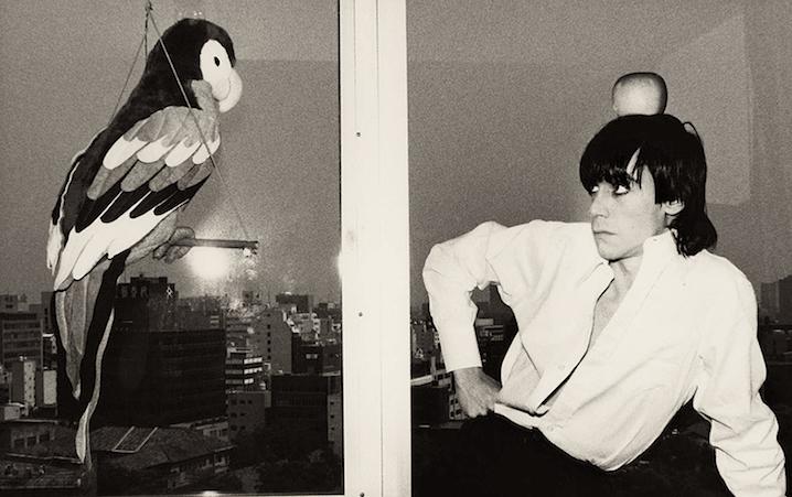 Iggy Pop nelle foto in mostra alla Galleria ONO di Bologna - Foto di Masayoshi Sukita