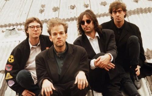 I R.E.M. nel 1991. Foto: Facebook