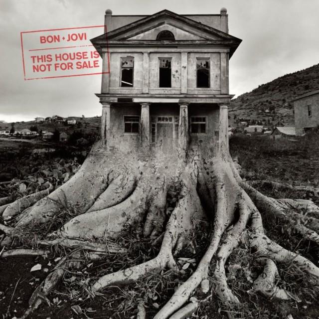 This House Is Not For Sale, la copertina del nuovo album dei Bon Jovi