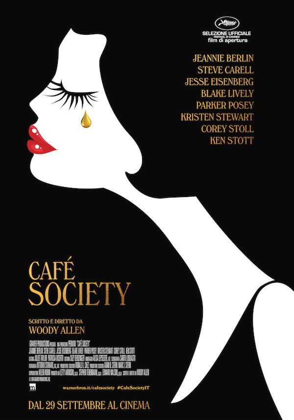 Café Society - Woody Allen