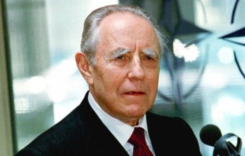 Carlo Azeglio Ciampi, foto sito ufficiale