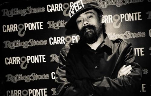 Damian Marley al Carroponte - Foto Andrea Caristo