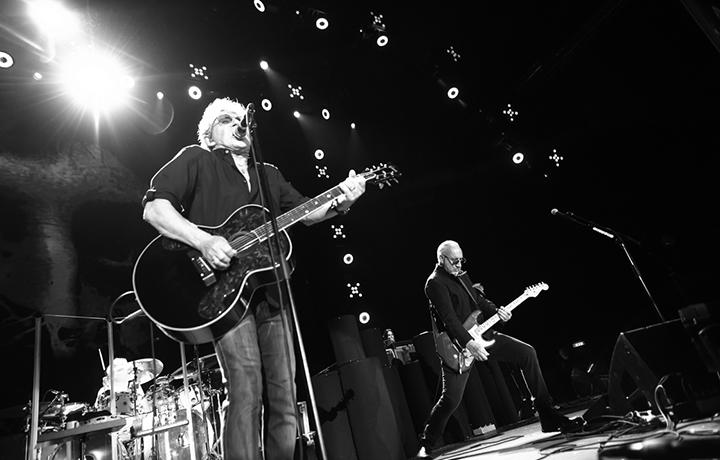 The Who - Bologna 17 settembre 2016 - Foto Giuseppe Craca