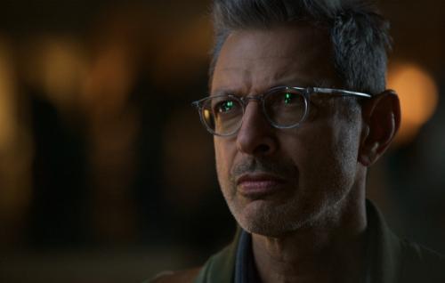 Jeff Goldblum (Pittsburgh, 22 ottobre 1952) è di nuovo nel cast di Independence Day: Rigenerazione, sempre per la regia di Roland Emmerich. Il sequel è al cinema dall'8 settembre