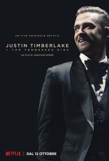 "La locandina di ""Justin Timberlake + The Tennessee Kids"", da ottobre su Netflix"