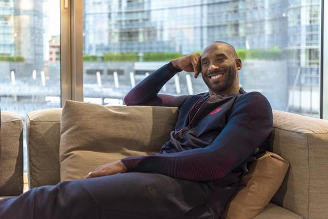 Kobe Bryant, qui indossa la collezione NIKE SPORTSWEAR FA16 - Foto Andrea Bastoni