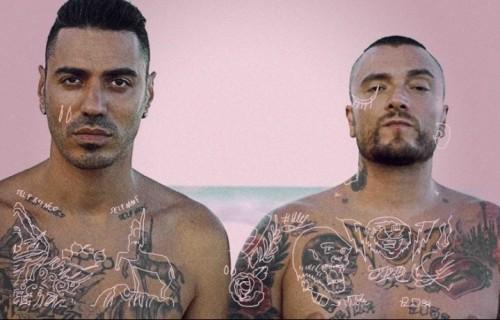 Marracash e Gué Pequeno hanno da poco pubblicato insieme l'album Santeria. Ora sono pronti a portarlo in tour