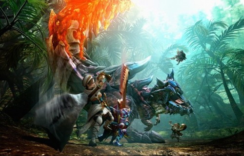 """Monster Hunter Generations"" è in uscita per console Nintendo 3DS"