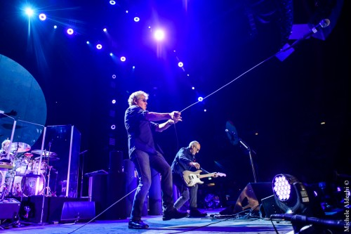 The Who, Roger Daltrey, Pete Townshend, live, concerto, Milano, Assago Forum, foto, gallery, Michele Aldeghi,