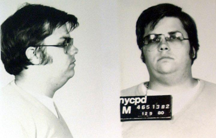 La foto segnaletica di Mark David Chapman, il killer di John Lennon
