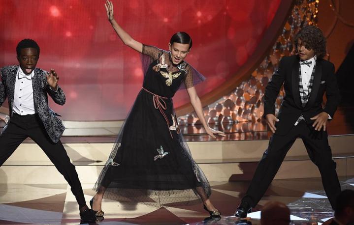 Uno scatto dalla scorsa edizione degli Emmys. Foto: sito ufficiale