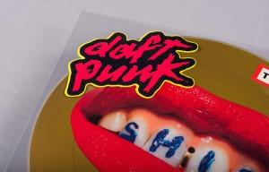 Il disco d'oro dei Daft Punk