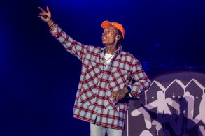 "Guarda in esclusiva per Red Bull TV Wiz Khalifa con ""Young, Wild & Free"""