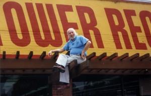 Russ Solomon, fondatore della Tower Records - Foto stampa