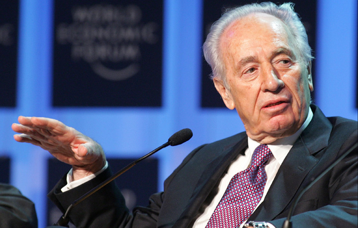 Peres, Israele rende omaggio al feretro. Domani i funerali
