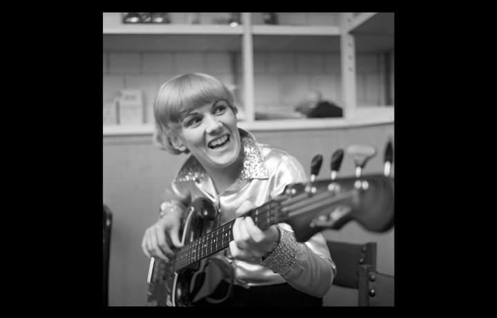 Caterina Caselli nel 1965, all'alba del suo primo Sanremo - Foto Franco Vitale/Reporters Associati & Archivi/Mondadori Portfolio