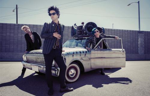 Green Day, foto di Frank Maddocks