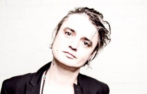 Pete Doherty, 37 anni - Foto via Facebook