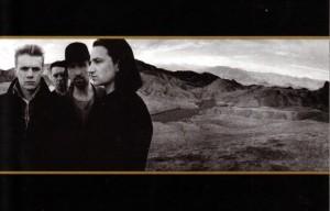 """L'album """"The Joshua Tree"""" degli U2 è in edicola"""
