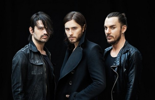 30 Seconds To Mars, foto Facebook