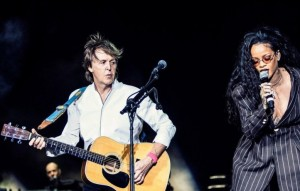 Paul McCartney e Rihanna