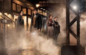 J.K. Rowling annuncia quattro nuovi capitoli per lo spinoff di Harry Potter