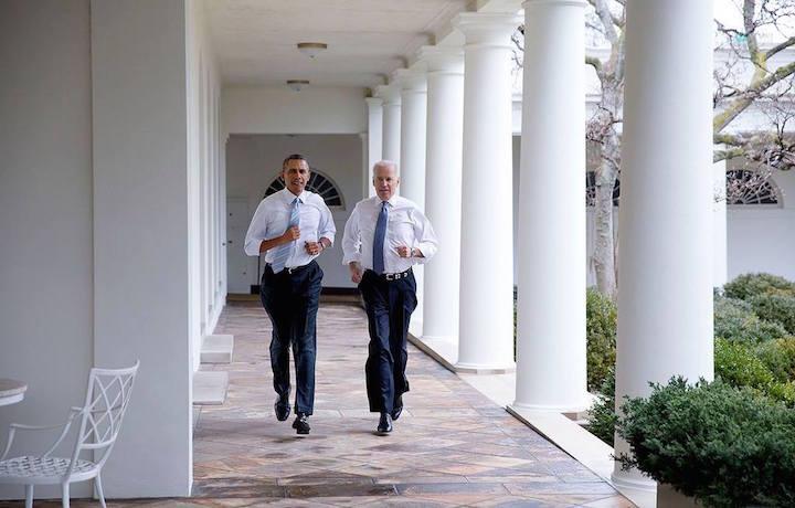 Barack Obama, foto via Facebook
